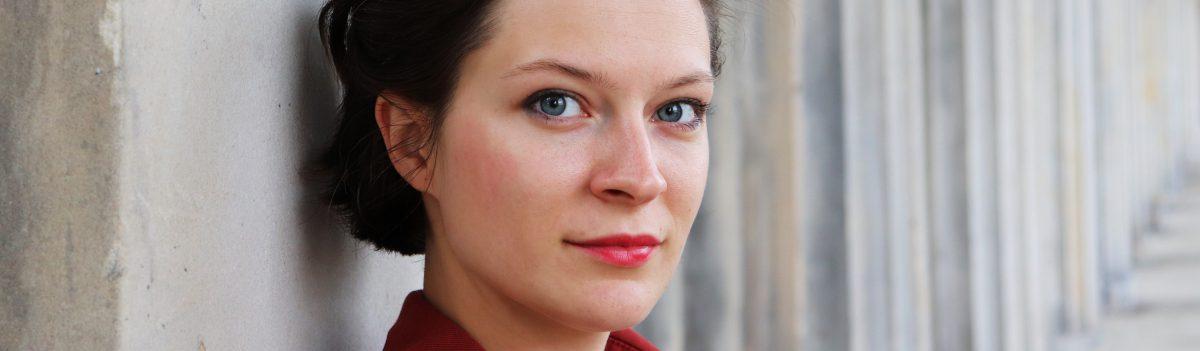 Emilia Giertler Puppenspielerin Schauspielerin Sprecherin