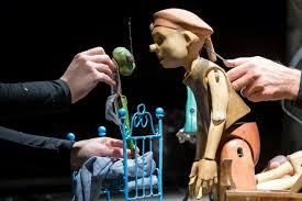 Pinocchio Emilia giertler Puppenspielerin